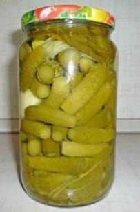 огурцы консервированные рецепт на зиму 1