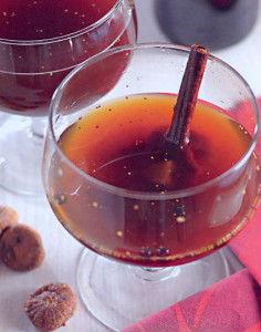 компот из инжира рецепт на зиму