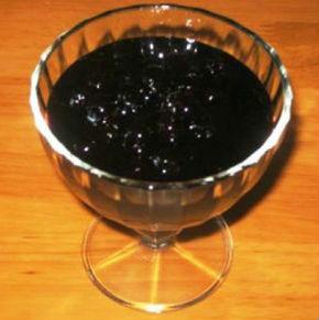 варенье из черноплодки рецепты