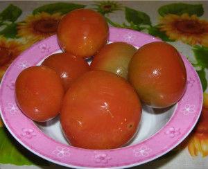 квашеные красные помидоры на зиму