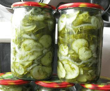 консервация огурцов