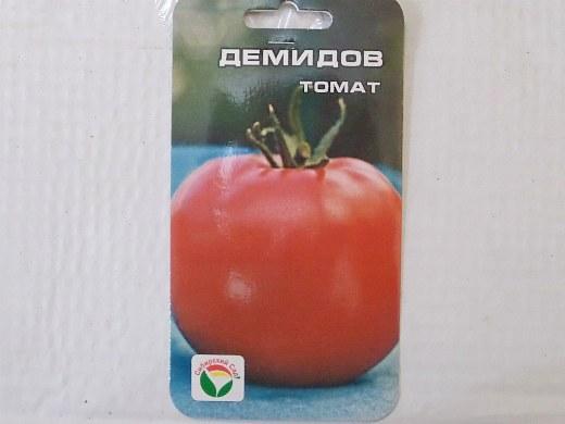 лучшие сорта помидор Томат Демидов