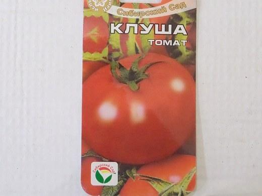 лучшие сорта помидор Томат Клуша