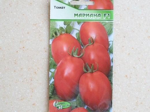 лучшие сорта помидор Томат Мариана