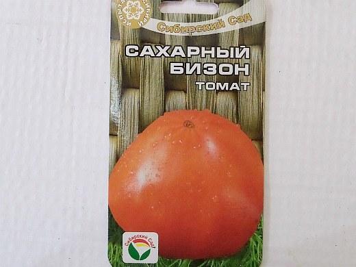 лучшие сорта помидор Томат Сахарный бизон