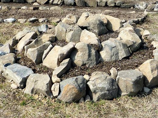 камни на даче своими руками 1-1