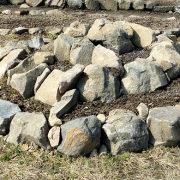 камни на даче своими руками 1-2