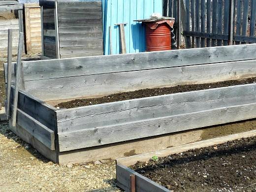 деревянные парники для дачи своими руками для овощей и бахчевых