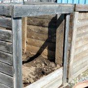 компостный ящик на даче своими руками 1-2