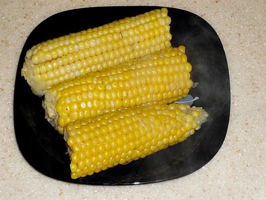 выращивание кукурузы на даче 1-8