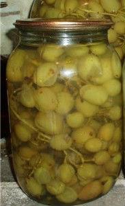 компот из винограда рецепт на зиму
