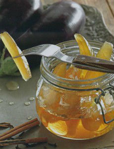варенье из баклажан рецепт