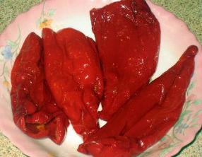 перец на зиму с томатами