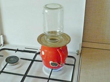 стерилизация банок при консервировании, пустых 4