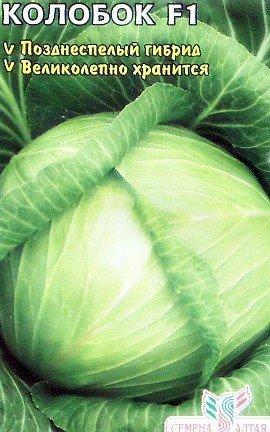 капуста белокочанная выращивание и уход - семена сорт f1 колобок