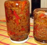 чесночная закуска на зиму рецепты