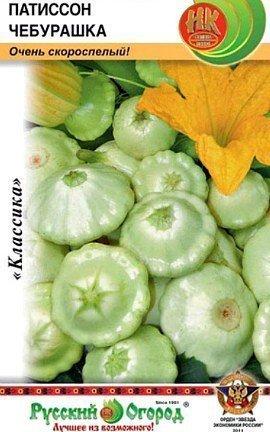 выращивание патиссонов на даче - семена сорт чебурашка