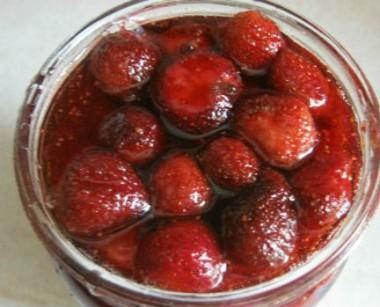 фрукты и ягоды в сахаре 3