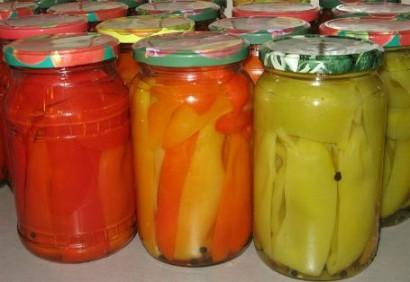 маринование овощей на зиму 1