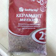 мульчирование почвы на даче - керамзит 1