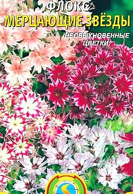 флоксы - выращивание, размножение, уход - семена сорт мерцающие звезды