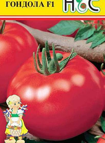 лучшие сорта томатов для открытого грунта - гондола f1