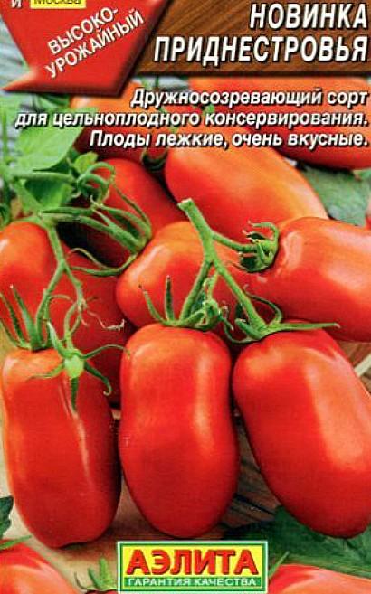 лучшие сорта томатов для открытого грунта - новинка приднестровья