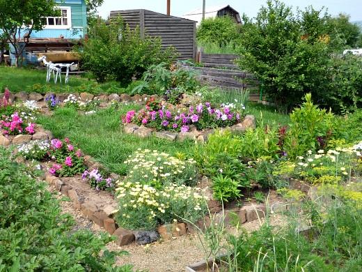 календарь работ в саду и огороде летом 13