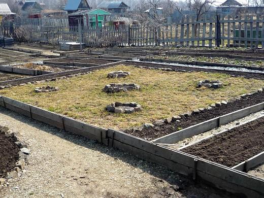 Осенние работы в саду и огороде в сентябре, октябре и ноябре