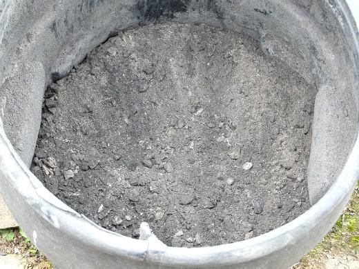 защита сада и огорода от вредителей с помощью золы