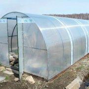 подготовка почвы для теплицы