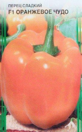 посадка и выращивание перцев в теплице - семена сорт f1 оранжевое чудо