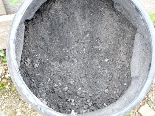 как определить кислотность почвы на участке - зола