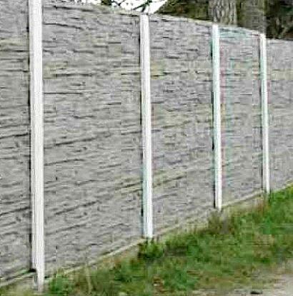 ограждение дачного участка забором 1-5