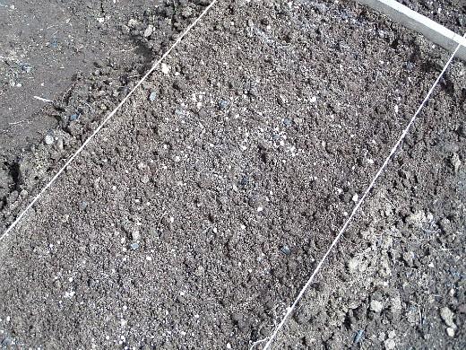 повышение плодородия почвы - огородная земля