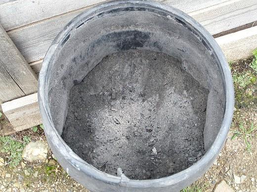 минеральные и органические удобрения для капусты - зола