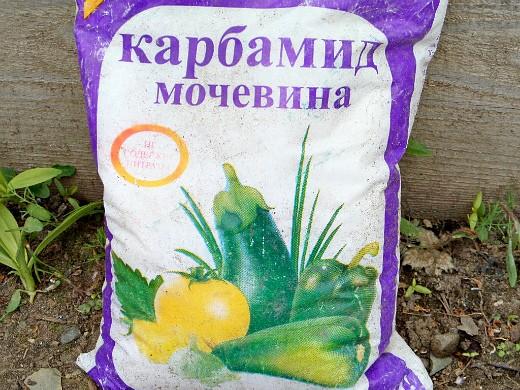 карбамид (мочевина) применение
